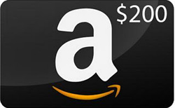 Win a Amazon Gift Card