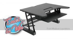 Desk Riser Giveaway