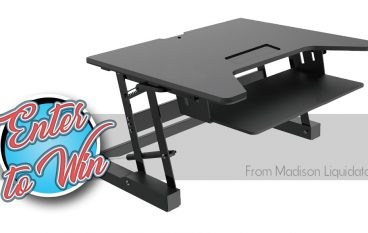 Desk Riser Giveaway: Win A Desk Riser [CLOSED]