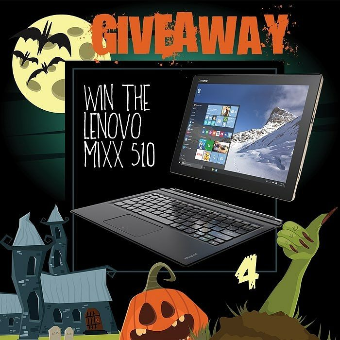 Lenovo Laptop Giveaway