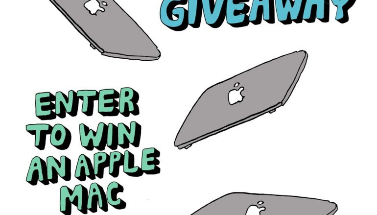 TheGood Giveaway: Win An Apple Macbook Air [CLOSED]