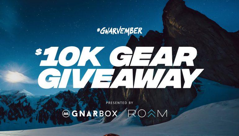 $10k Gear Giveaway: Win $10k Worth Of Gear Including DJI Mavic Pro [CLOSED]