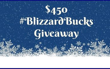 $450 BlizzardBucks Giveaway: Win A $450 Paypal Cash [CLOSED]