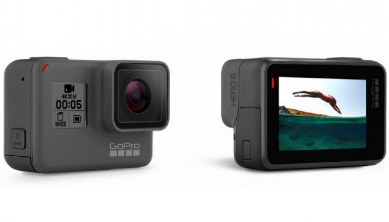 GoPRO HERO6 Ultra HD Camera Giveaway: Win A GoPro Hero 6 [CLOSED]