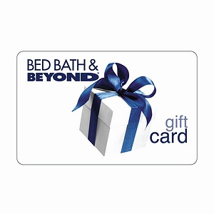 bed bath and beyond gift card giveaway