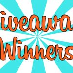 Giveaway Winners 1/29/18