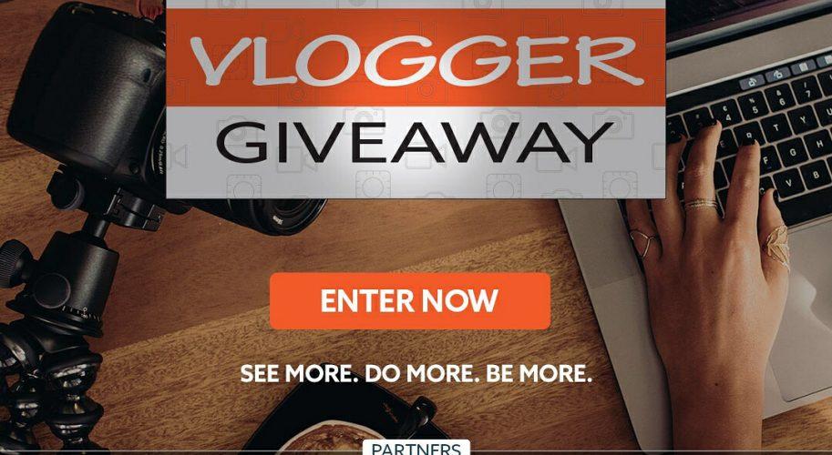 Mobile Vlogger Giveaway
