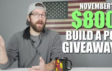 EGC's $800 Build-A-PC Giveaway: Win $800 Worth Of Gaming PC Parts [CLOSED]