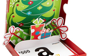 """Latice """"12 Days of Christmas"""" Holiday Giveaway: Win A $500 Amazon Gift Card [CLOSED]"""