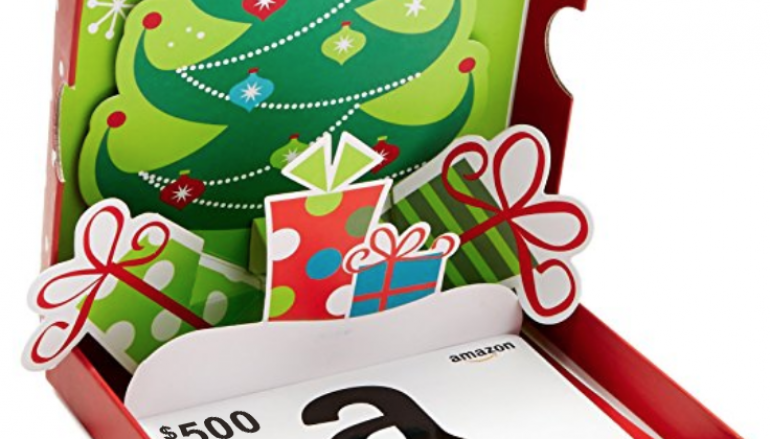"Latice ""12 Days of Christmas"" Holiday Giveaway: Win A $500 Amazon Gift Card [CLOSED]"