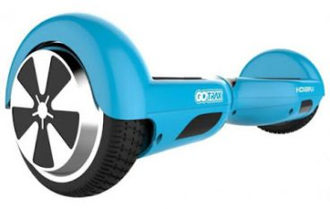 Hoverfly Hoverboard by GOTRAX Giveaway: Win A Hoverboard [CLOSED]