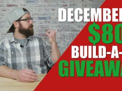 EGC's $800 Build-A-PC December Giveaway: Win $800 Worth Of Gaming PC Parts [CLOSED]