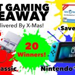 Great Gaming Giveaway: Win A Nintendo Switch