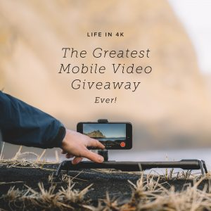 Mobile Video Giveaway