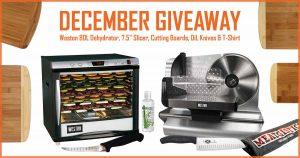 waltons december giveaway