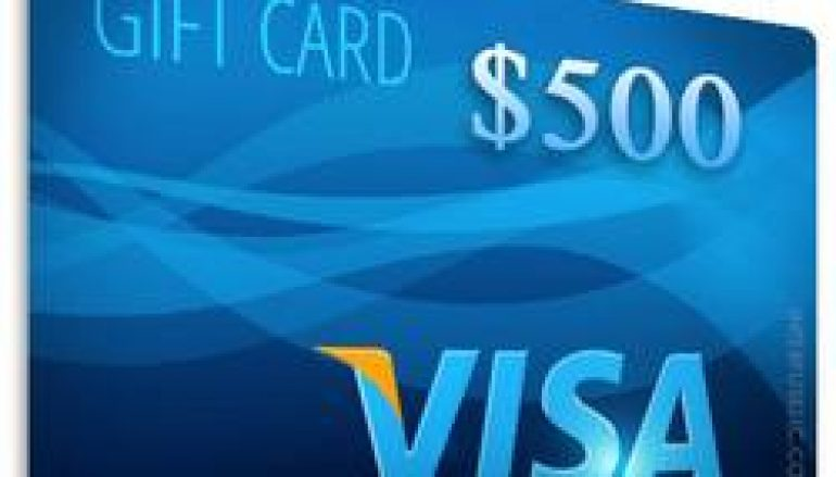 CRI $500 Visa Card Giveaway: Win A $500 Visa Card [CLOSED]