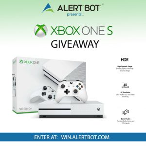 xbox one s giveaway