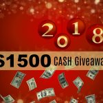 $1500 Cash giveaway by Barbies Beauty Bits