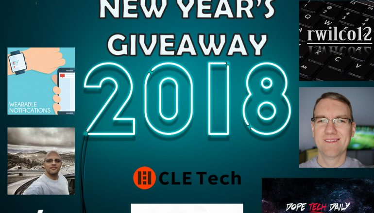 AndroidFileHost New Year's Giveaway: Win $2000 Worth Of Prizes [CLOSED]