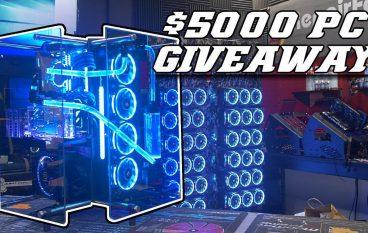 Custom PC Giveaway: Win A $5000 Custom Built Computer [CLOSED]