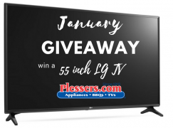 Plesser's Countdown to 100 Years: Win A 55″ LG Smart LED TV [CLOSED]
