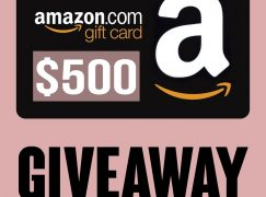 PrettyLoved $500 Amazon Gift Card Giveaway: Win A $500 Amazon Gift Card [CLOSED]