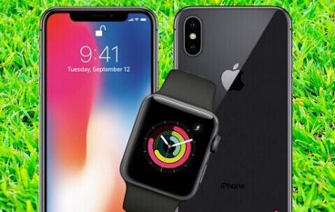 My Youtube Set and Apple Giveaway: Win An iPhone X, Apple Watch 3 And More! [CLOSED]