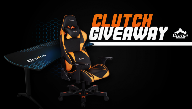 Clutch Giveaway: Win A Clutch Gaming Chair [CLOSED]