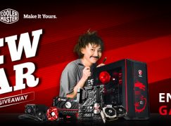 Tommy's New Year Resolution Giveaway: Win A Gaming PC [CLOSED]