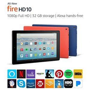 Kindle Fire HD10 Giveaway