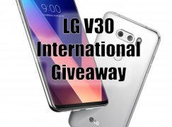 LG V30 International Giveaway: Win A LG V30 Android Phone [CLOSED]