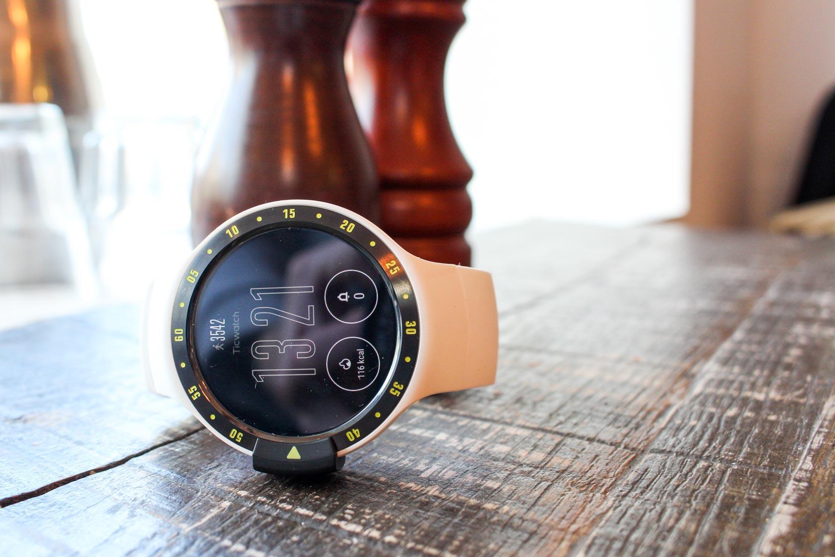 Mobvoi Ticwatch S Giveaway
