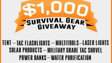Survival Gear Giveaway