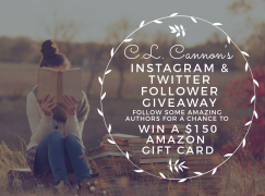 CL Cannon's IG and Twitter Follower Giveaway: Win A $150 Amazon Gift Card [CLOSED]