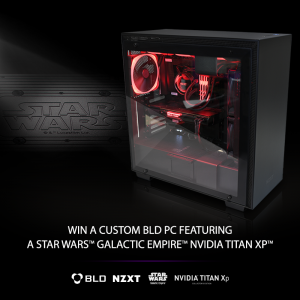 Win A Custom BLD Gaming PC