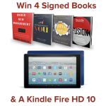 David Burkus Kindle Fire Giveaway: Win A Kindle Fire