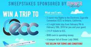 Win A Trip To LA Giveaway