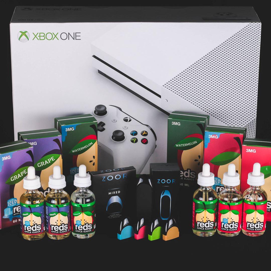 Win A Xbox One S