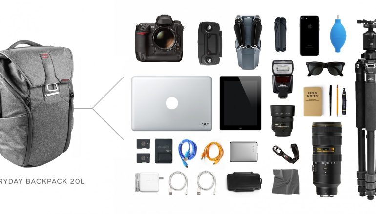 PEAK Design Everyday Backpack Giveaway: Win A Peak Design Everyday Backpack (Camera Bag) [CLOSED]