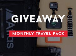 Gnarbox Monthly Travel Pack Giveaway: Win A GoPro Hero5 And More! [CLOSED]