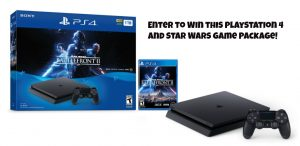 win a ps4 star wars bundle