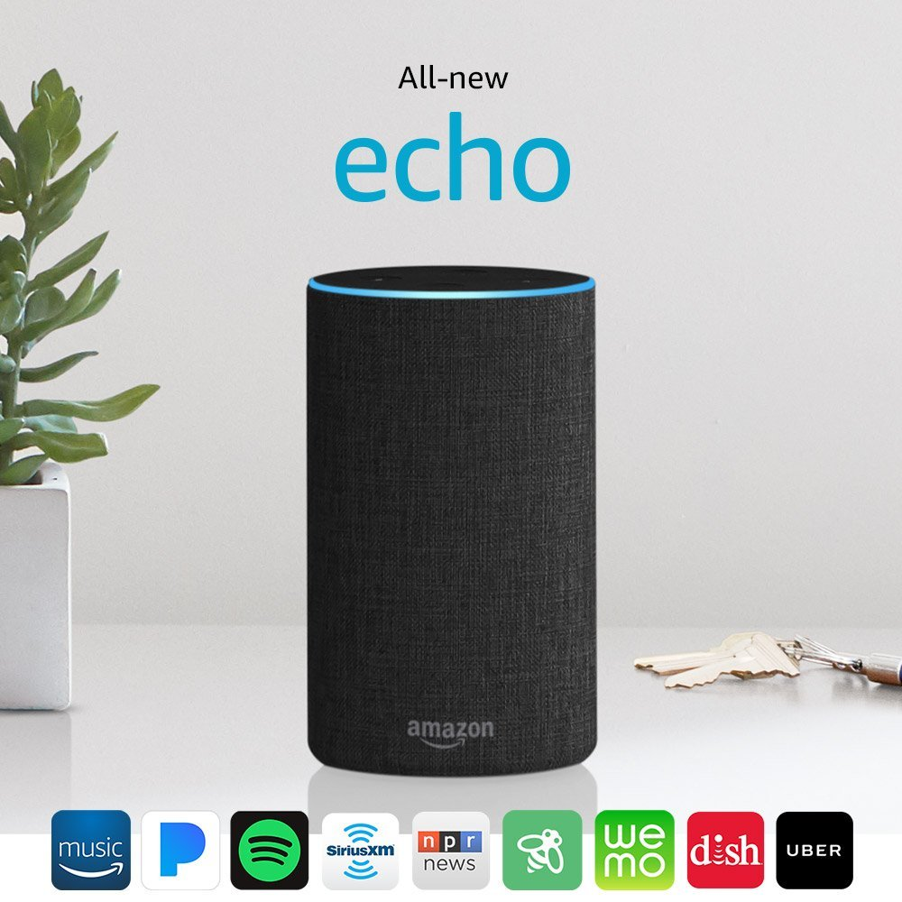 Amazon Echo 2 Giveaway