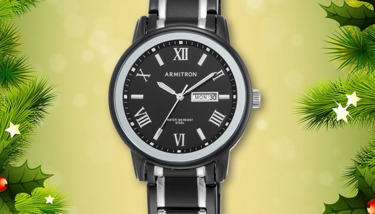 Sahm Reviews Mega Day 85 Giveaway: Win A Men's Armitron Watch [CLOSED]