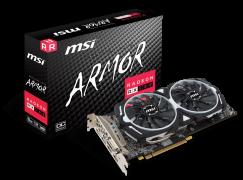 AltCast MSI RX 580 8GB Armmor GPU Giveaway: Win A MSI RX 580 8GB Armor GPU [CLOSED]