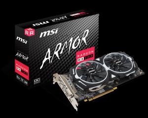 MSI Armor GPU Giveaway