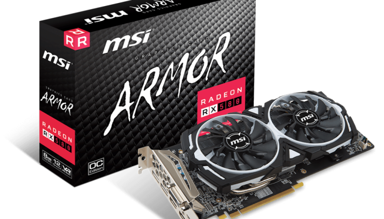 AltCast MSI RX 580 8GB Armmor GPU Giveaway: Win A MSI RX 580 8GB Armor GPU [CLOSED]