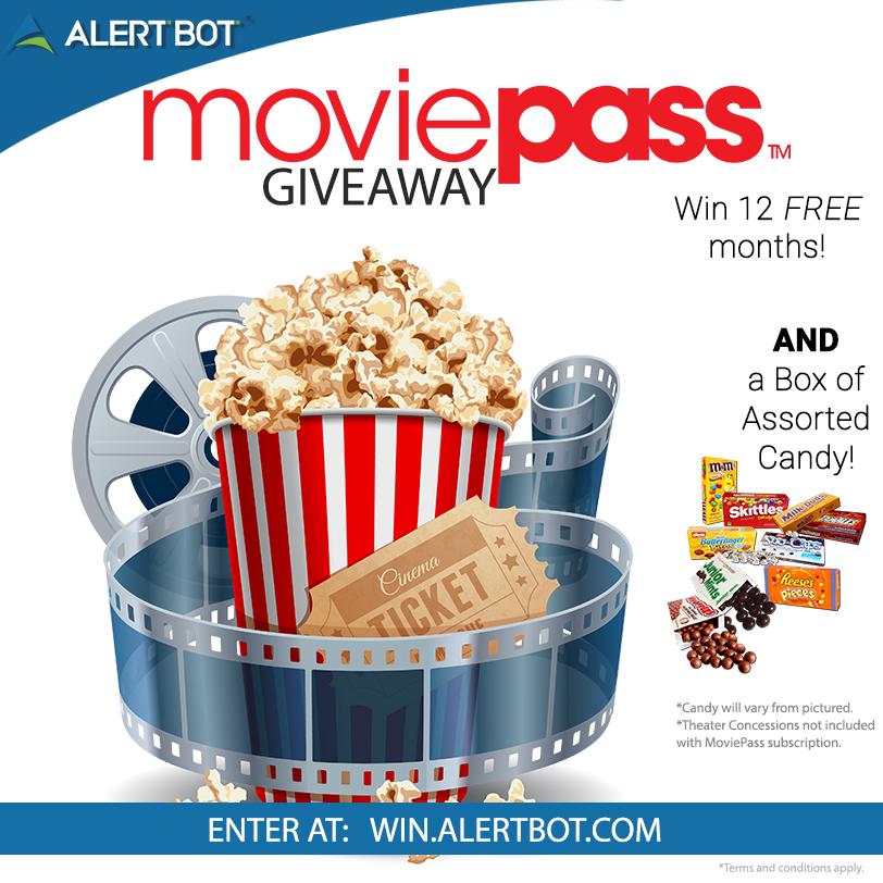 Moviepass Giveaway