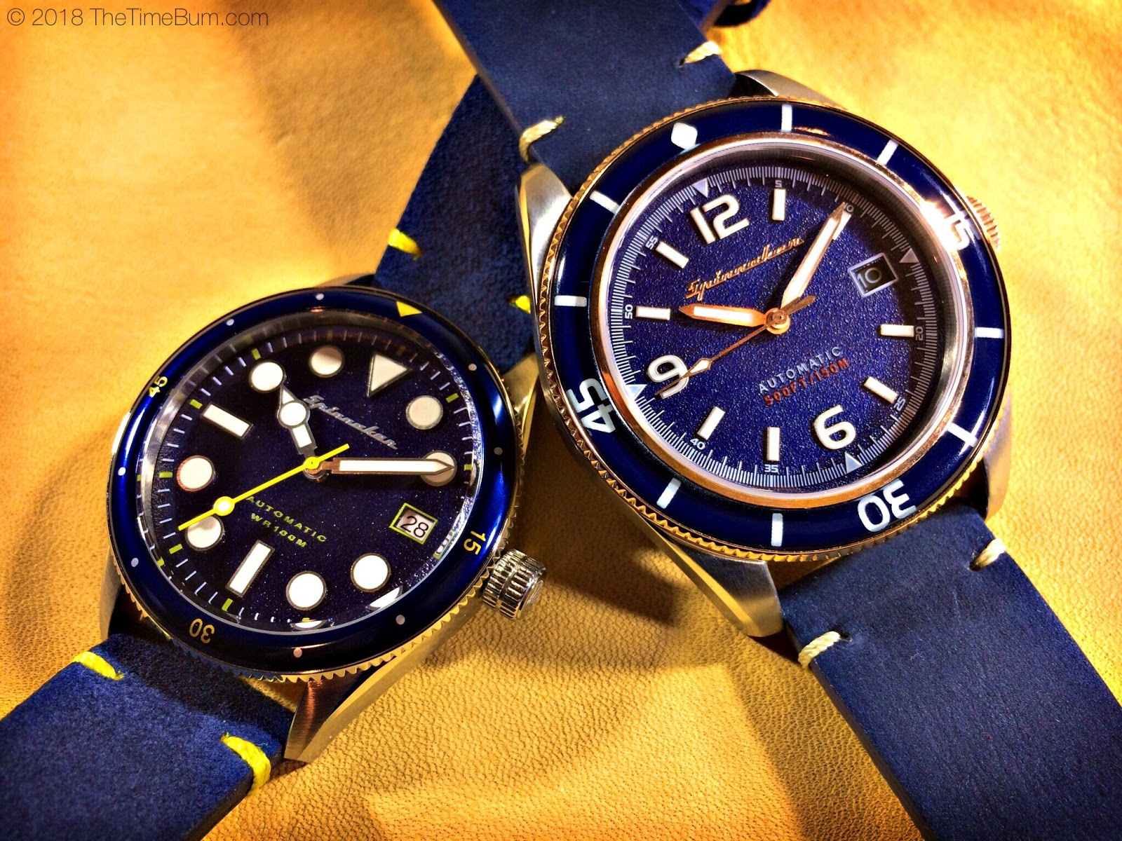 Spinnaker Watches Giveaway