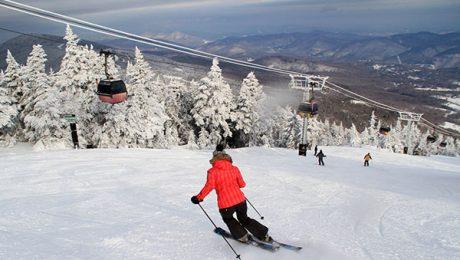 Win A Skiing Trip Giveaway
