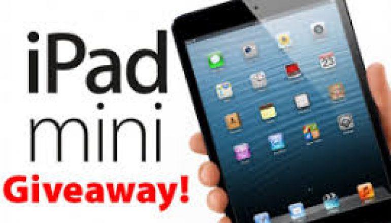 ActualTechno iPad Mini International Giveaway: Win An iPad Mini [CLOSED]
